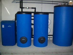 Impianto geotermico per il risparmio energetico