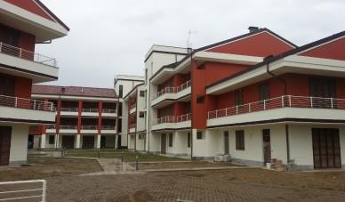 Complesso residenziale Pavia con impianto geotermico