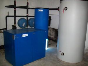 Impianto geotermico Cavaglià