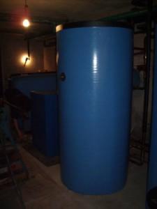 Impianto geotermico alta temperatura