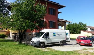 Livorno F. Impianto geotermico