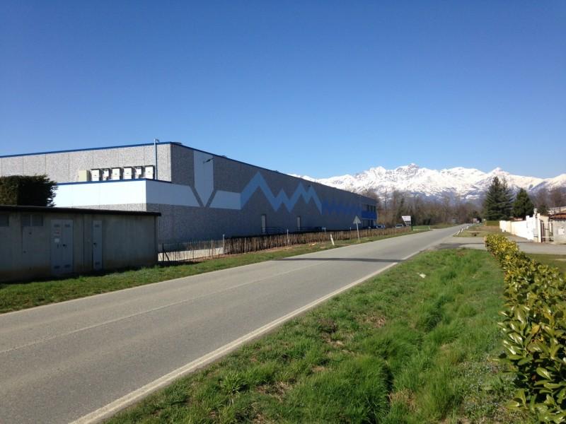 Impianto industriale Provincia di Biella