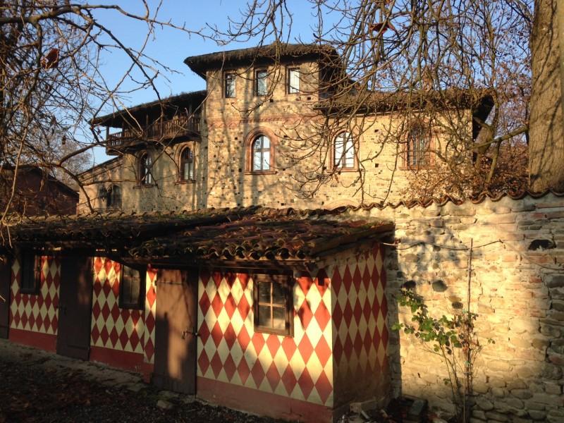 Residenza storica Grazzano Visconti