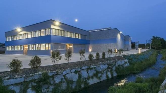 Azienda impatto zero con palizzata energetica - Oberthal geotermia